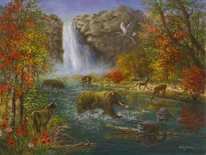 Where the Animals Play by Nicky Boehme
