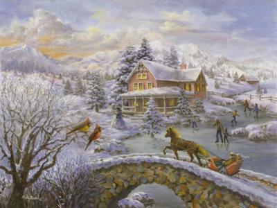 Winter Joy by Nicky Boehme