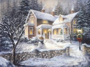 Winter's Welcome by Nicky Boehme
