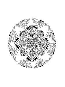 Confusion Mandala by Nicky Kumar