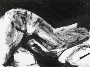 Nude 1 by Nicky Kumar