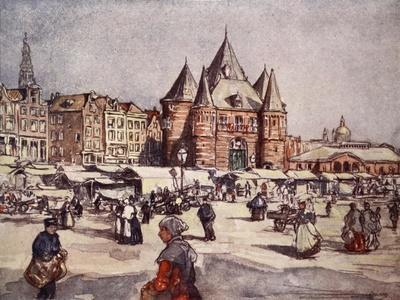 De Waag, Amsterdam, 1904