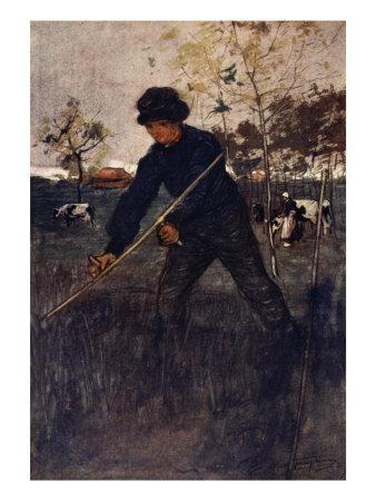 The Mower, 1904