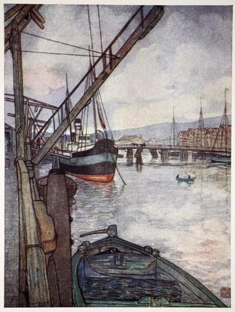 Trondhjem, 1905