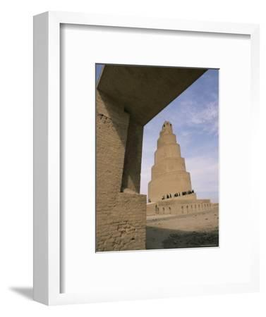 Al Malwuaiya Tower (Malwiya Tower) (Minaret), Samarra, Iraq, Middle East