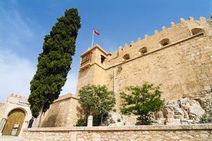 Borj, Fort, El Kef or Le Kef, Tunisia by Nico Tondini