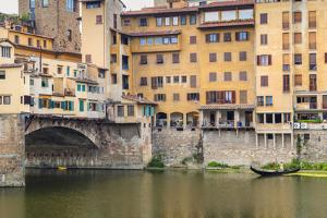 Ponte Vecchio, River Arno, UNESCO, Firenze, Tuscany, Italy by Nico Tondini