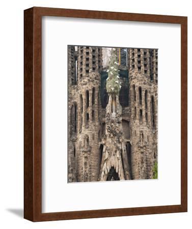 Sagrada Familia Cathedral by Gaudi, UNESCO World Heritage Site, Barcelona, Catalunya, Spain