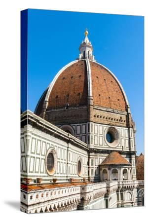The Dome of the Duomo Santa Maria del Fiore, Florence, Tuscany, Italy