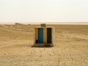 Toilet by Nico Tondini