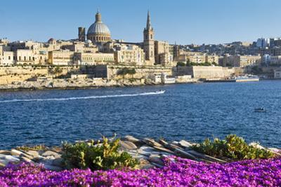 Valletta, Malta, Mediterranean, by Nico Tondini