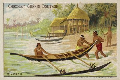 Nicobar Islands--Giclee Print