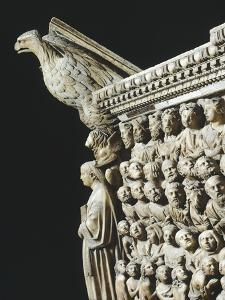 Pergamon or Pulpit by Nicola Pisano