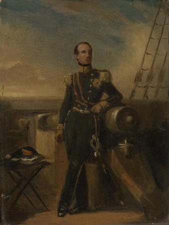 Portrait of Hendrik, Prince of the Netherlands