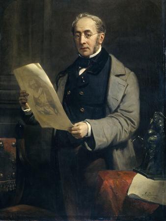 Portrait of Jacob De Vos Jacobszoon