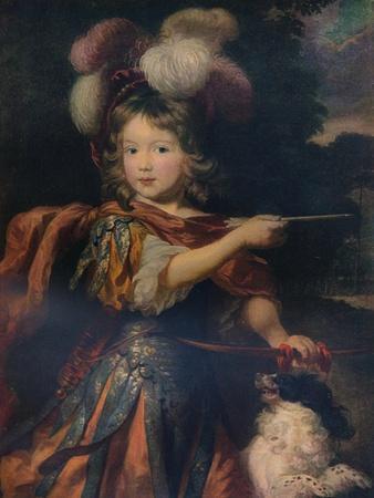 'Portrait of a Boy as Adonis', c1670 (c1927)