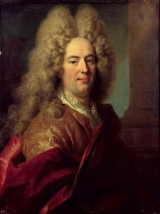 Portrait of a Man, c.1715 by Nicolas de Largilliere
