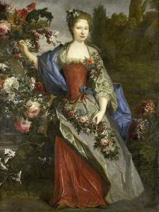 Portrait of a Woman by Nicolas de Largilliere