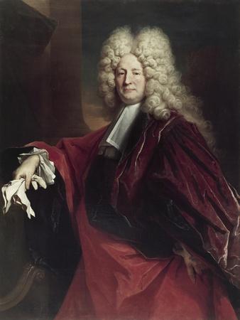 Portrait of an Alderman