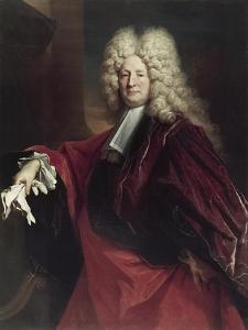 Portrait of an Alderman by Nicolas de Largilliere