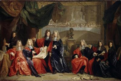 Provost and Municipal Magistrates of Paris, 1689