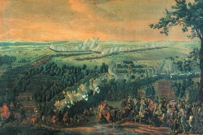 The Battle of Lesnaya, 1720S