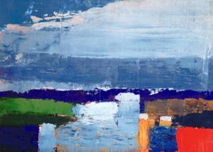 Noon Landscape by Nicolas De Sta?l