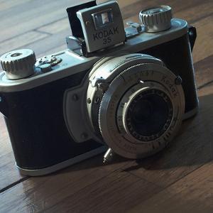 American Antiques: Camera by Nicolas Hugo