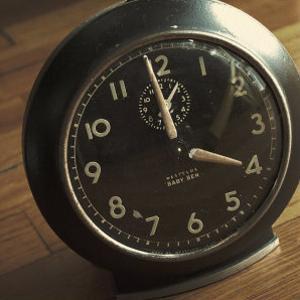 American Antiques: Clock by Nicolas Hugo