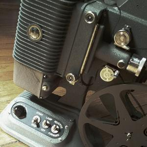 American Antiques: Projector by Nicolas Hugo