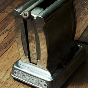 American Antiques: Toaster by Nicolas Hugo