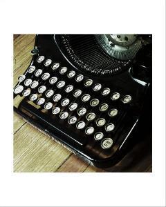 American Antiques: Typewriter by Nicolas Hugo
