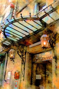 Hotel France, Aix-en-Provence, France by Nicolas Hugo