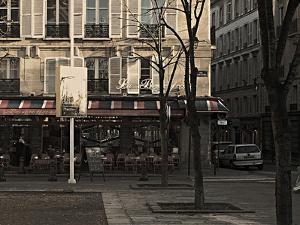 Le Bonaparte, Paris, France by Nicolas Hugo