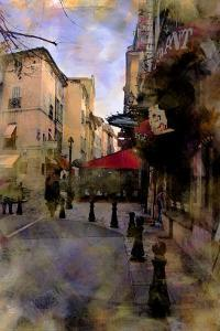 Provence in a Morning, France by Nicolas Hugo
