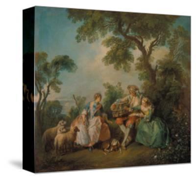 The Birdcage (Les Amours Du Bocage), about 1735