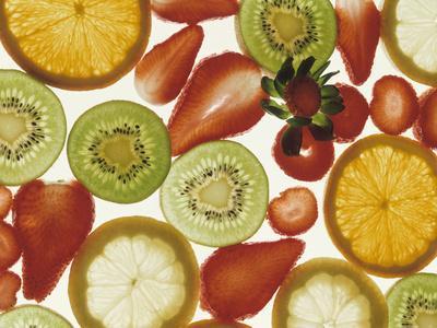 Fruit Slice Still Life