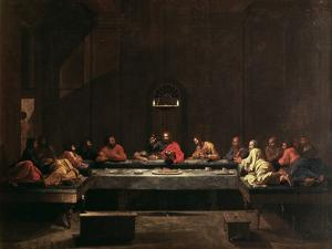 Holy Eucharist, C.1638-40 by Nicolas Poussin