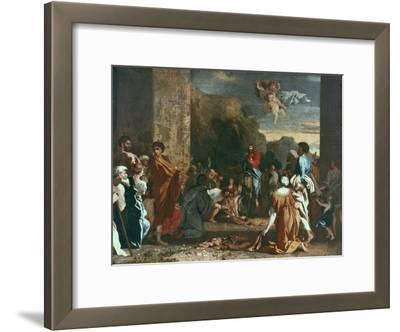 Jesus Enters Jerlusalem, C1630