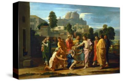 Jesus Healing the Blind of Jericho