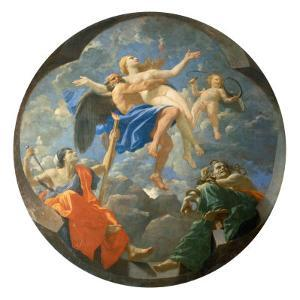 Time and Truth by Nicolas Poussin