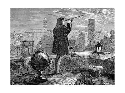 Nicolaus Copernicus, Polish Astronomer-Science Photo Library-Giclee Print
