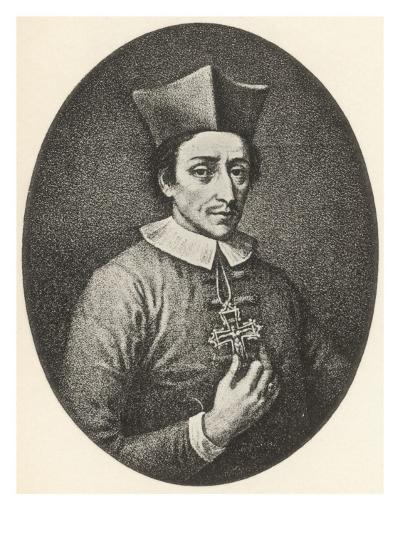 Nicolaus Stensen--Giclee Print