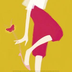 Butterfly Ballet Flat by Nicole De Rueda