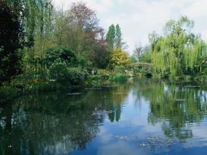 Giverny Gardens by Nicole Duplaix