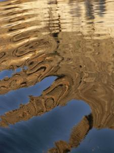 Reflections in Water of Rock Formations by Nicole Duplaix