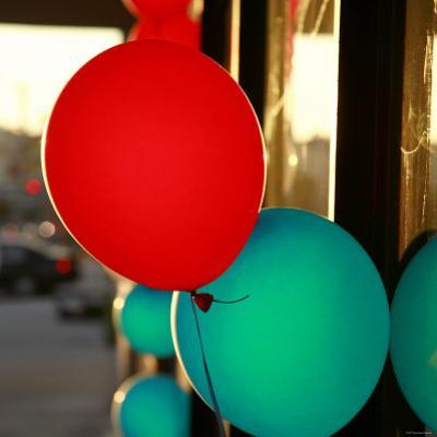 Bright Balloons