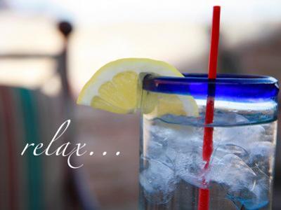 Relax: Lemonade by Nicole Katano