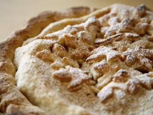 Warm Pie by Nicole Katano