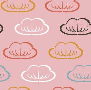Clouds I by Nicole Ketchum